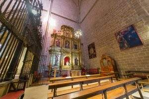 San Blas – Capilla (Pamplona)