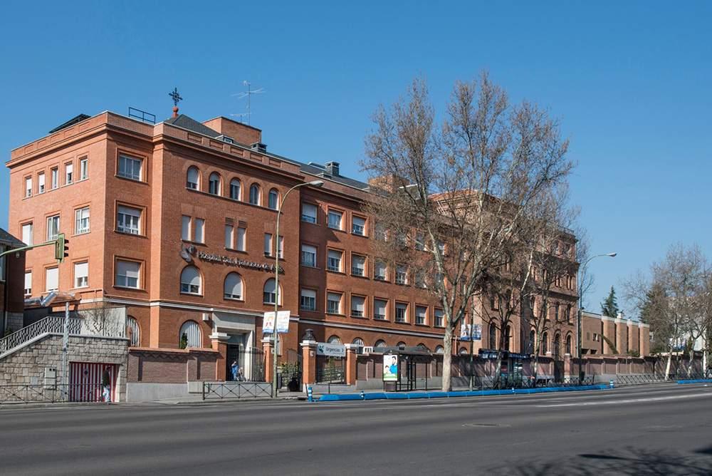 sanatorio de san francisco de asis madrid 1