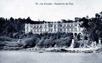 sanatorio maritimo de oza a coruna
