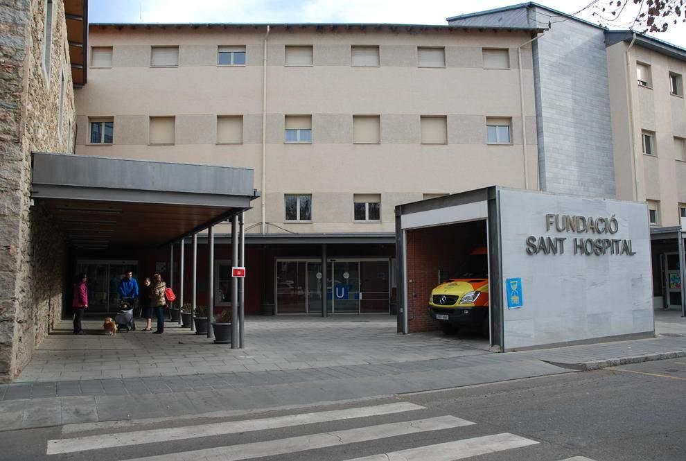 sant hospital de la seu durgell la seu durgell