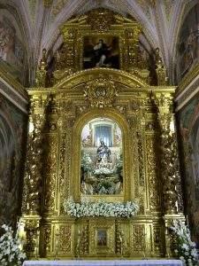 Santa Capilla de San Andrés (Jaén)