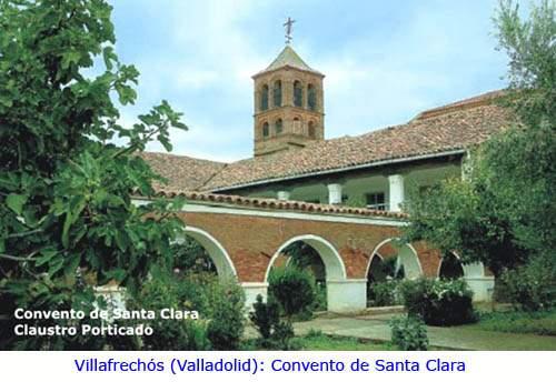 santa clara franciscanas villafrechos