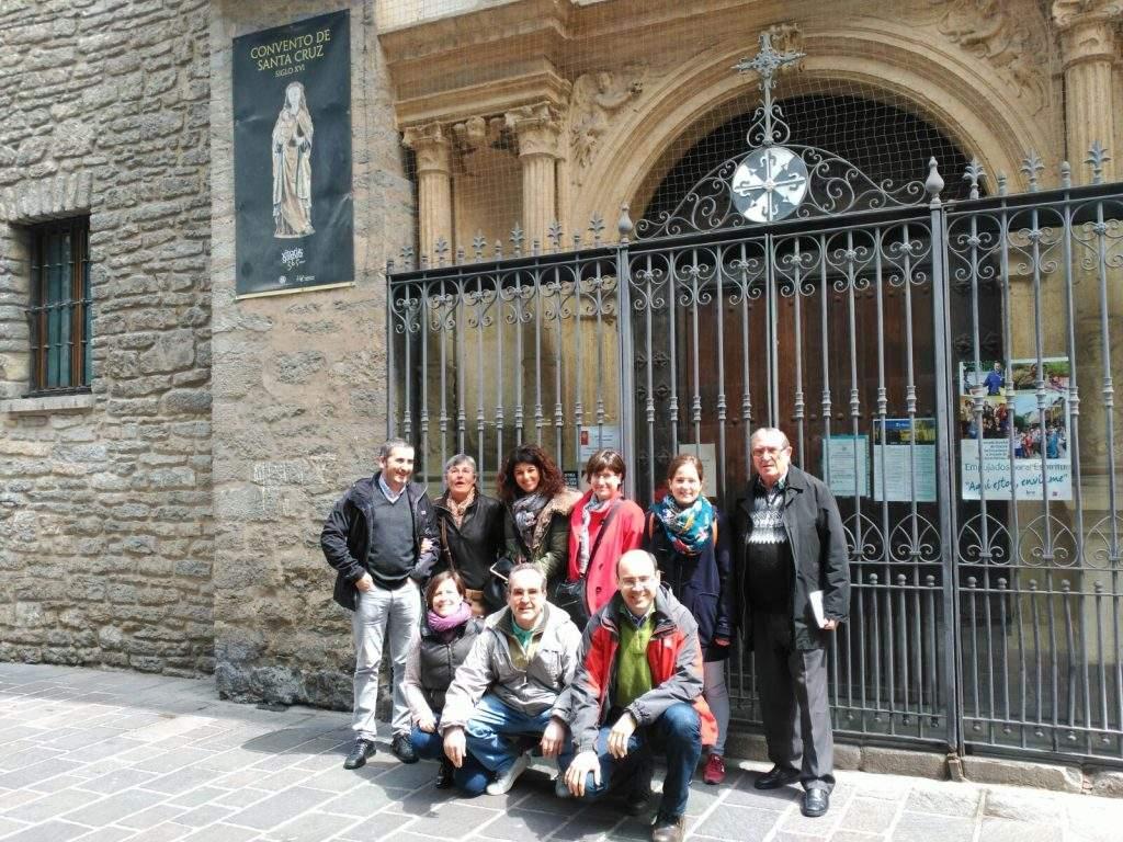 santa cruz madres dominicas vitoria gasteiz