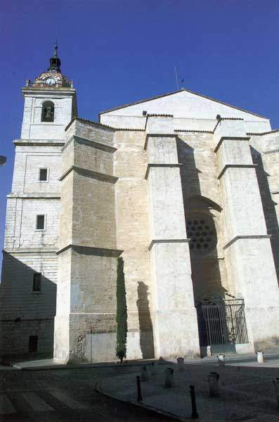 santa iglesia basilica catedral ciudad real 1