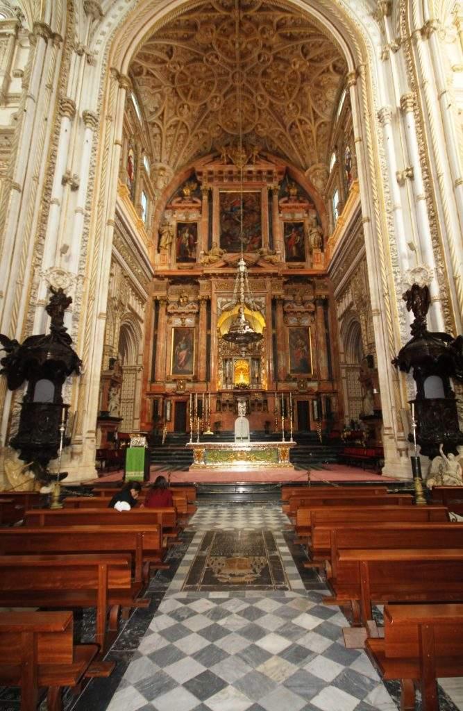 Santa Iglesia Catedral (Altar Mayor) (Córdoba)