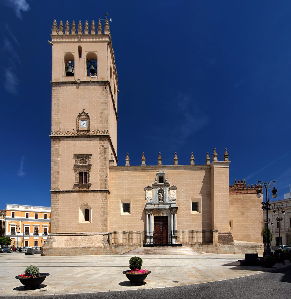 santa iglesia catedral badajoz 1