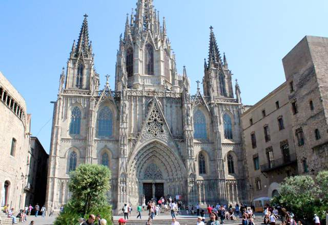 Santa Iglesia Catedral Basílica (Barcelona)
