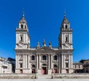 Santa Iglesia Catedral Basílica (Lugo)