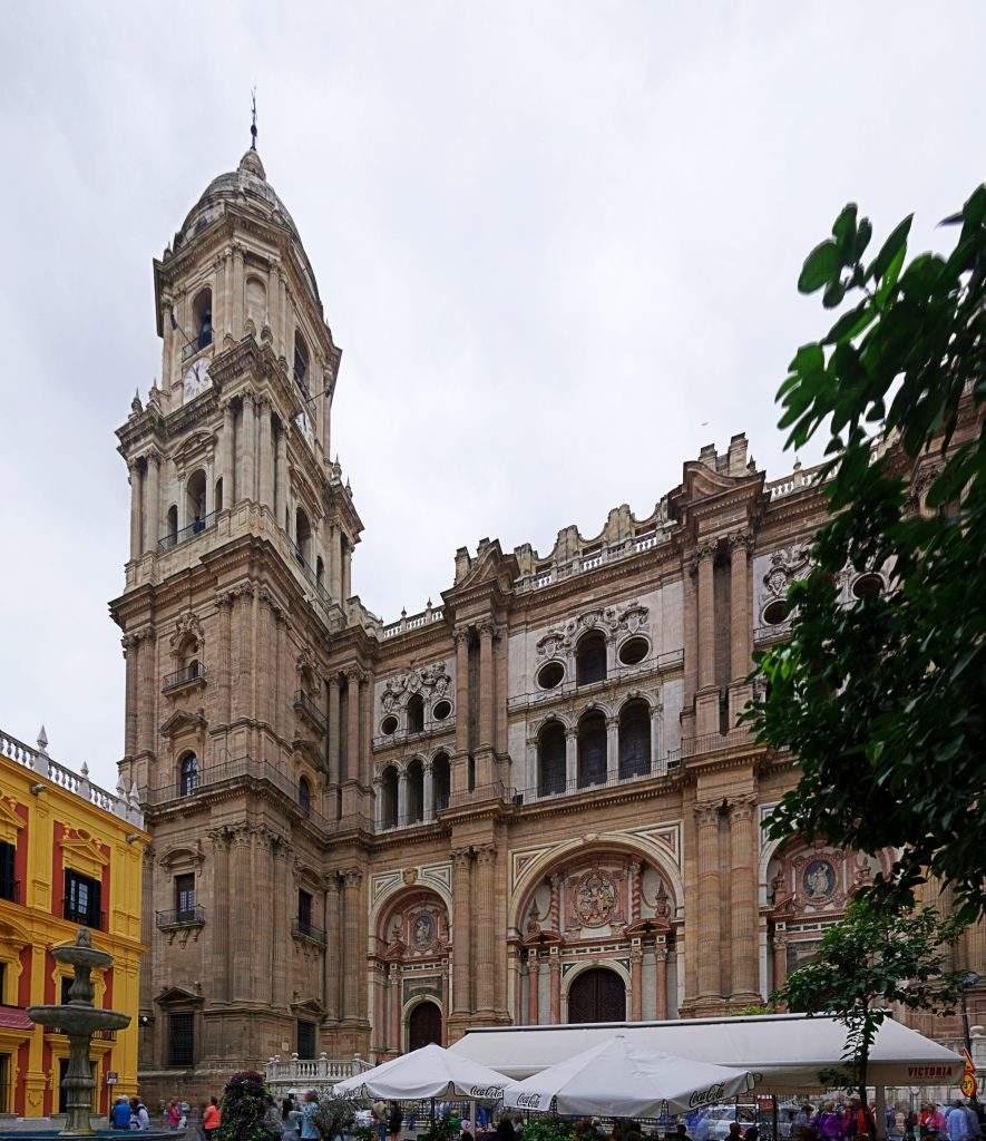 santa iglesia catedral basilica malaga