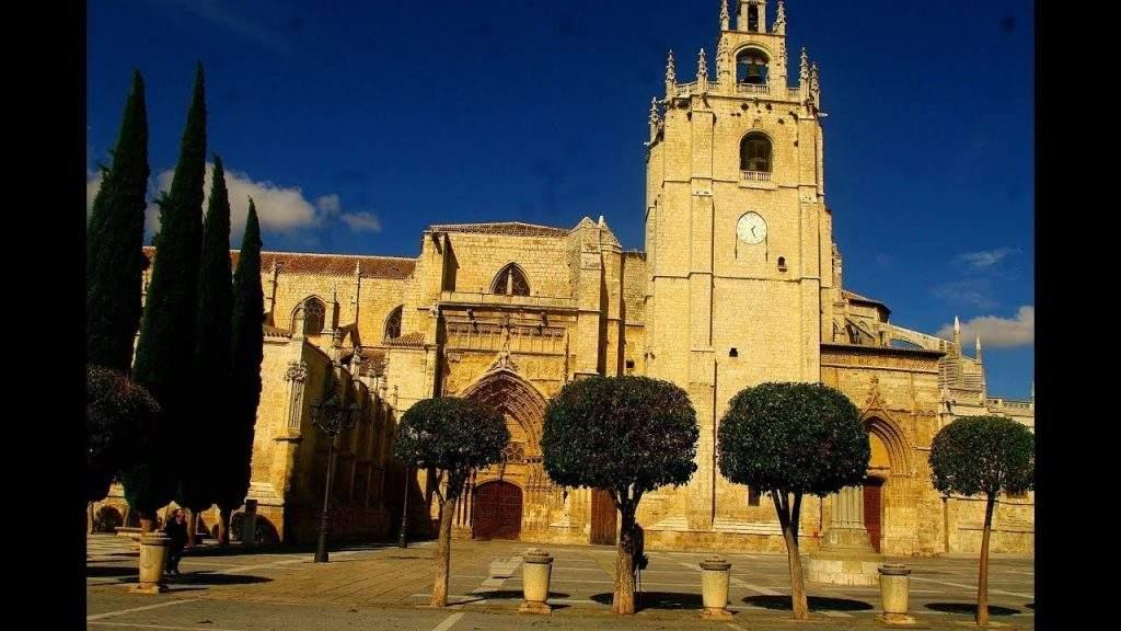 santa iglesia catedral basilica metropolitana de san antolin palencia