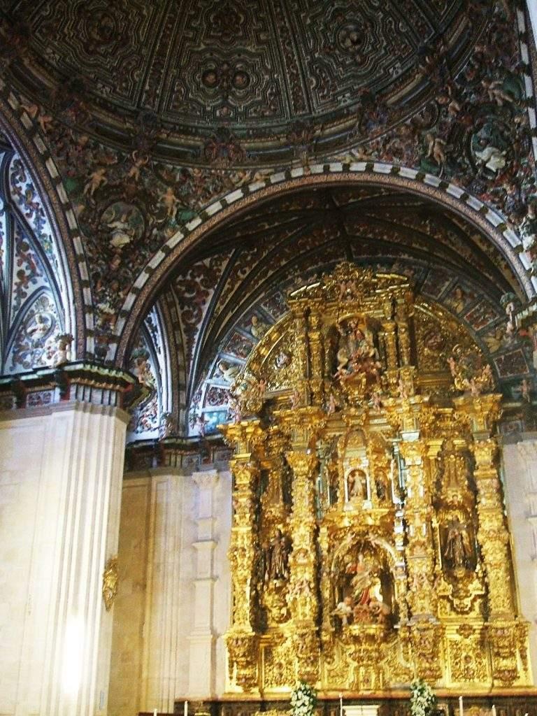 santa iglesia catedral capilla de santa tecla burgos 1