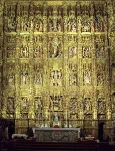 Santa Iglesia Catedral (Capilla Mayor) (Sevilla)