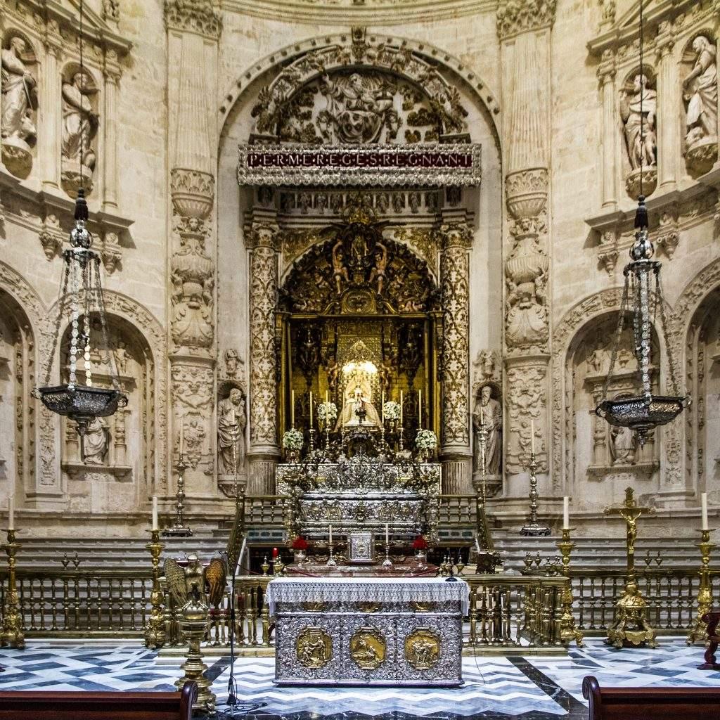 Santa Iglesia Catedral (Capilla Real) (Sevilla)