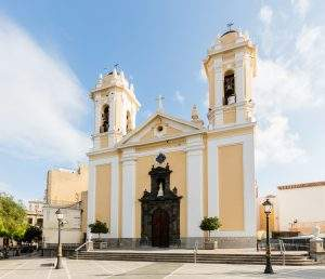 Santa Iglesia Catedral (Ceuta)