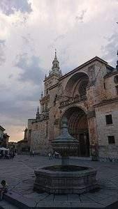 santa iglesia catedral de la asuncion burgo de osma ciudad de osma