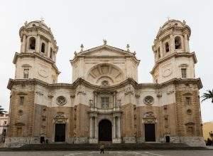 Santa Iglesia Catedral de la Santa Cruz sobre las Aguas (Cádiz)