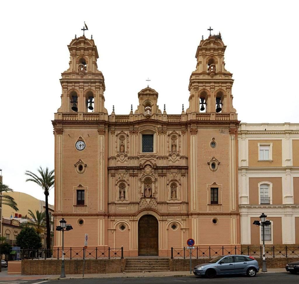 santa iglesia catedral de nuestra senora de la merced huelva