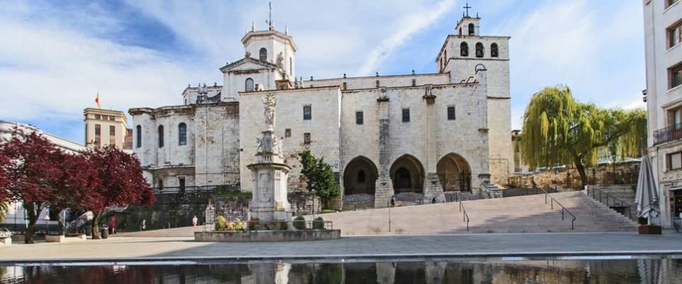 santa iglesia catedral de santa maria de la asuncion santander
