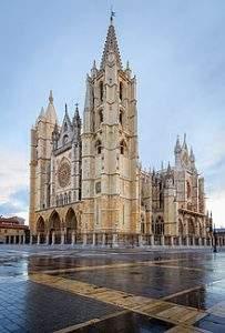 Santa Iglesia Catedral de Santa María de Regla (León)