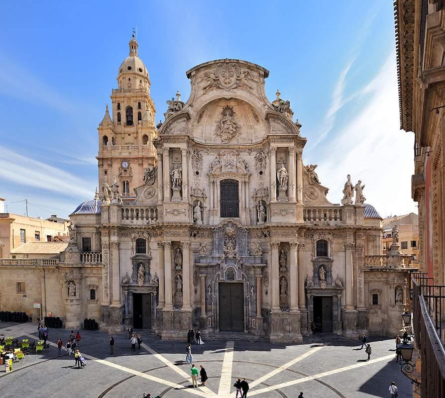 santa iglesia catedral de santa maria murcia