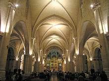 Santa Iglesia Catedral de Santa María (Valencia)