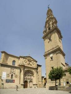 santa iglesia catedral del salvador santo domingo de la calzada