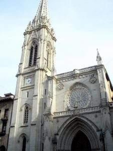 Santa Iglesia Catedral del Señor Santiago (Pastoral de Sordos de Bilbao) (Bilbao)