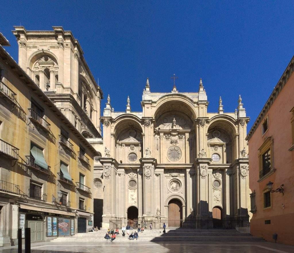 santa iglesia catedral metropolitana granada
