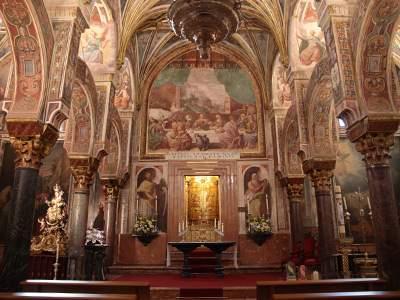 santa iglesia catedral parroquia del sagrario cordoba