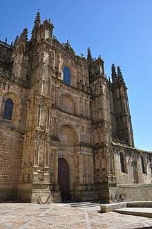 santa iglesia catedral plasencia