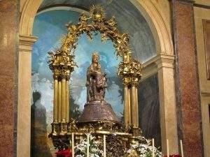 Santa Iglesia Catedral Primada (Capilla de la Virgen del Sagrario) (Toledo)