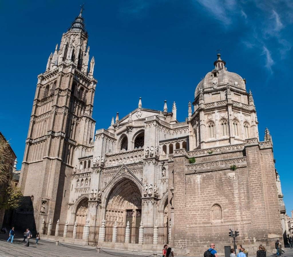 santa iglesia catedral primada capilla mozarabe del corpus christi toledo