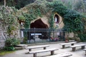 santuari de la mare de deu de lourdes arenys de munt