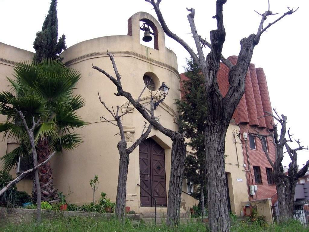 santuari de la mare de deu del mont carmel barcelona