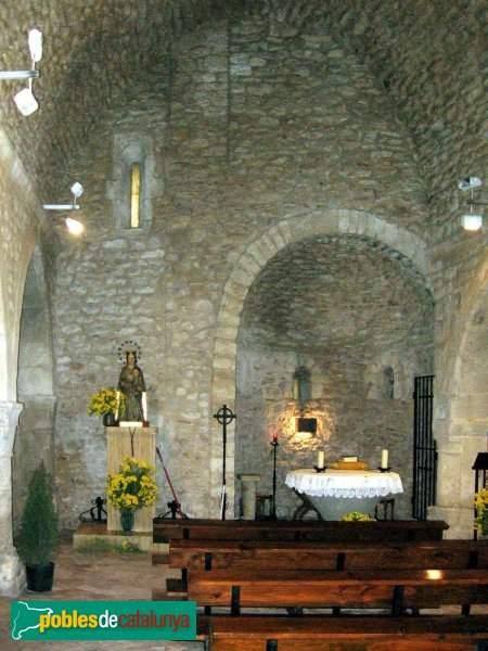 santuari de la mare de deu del remei santa oliva