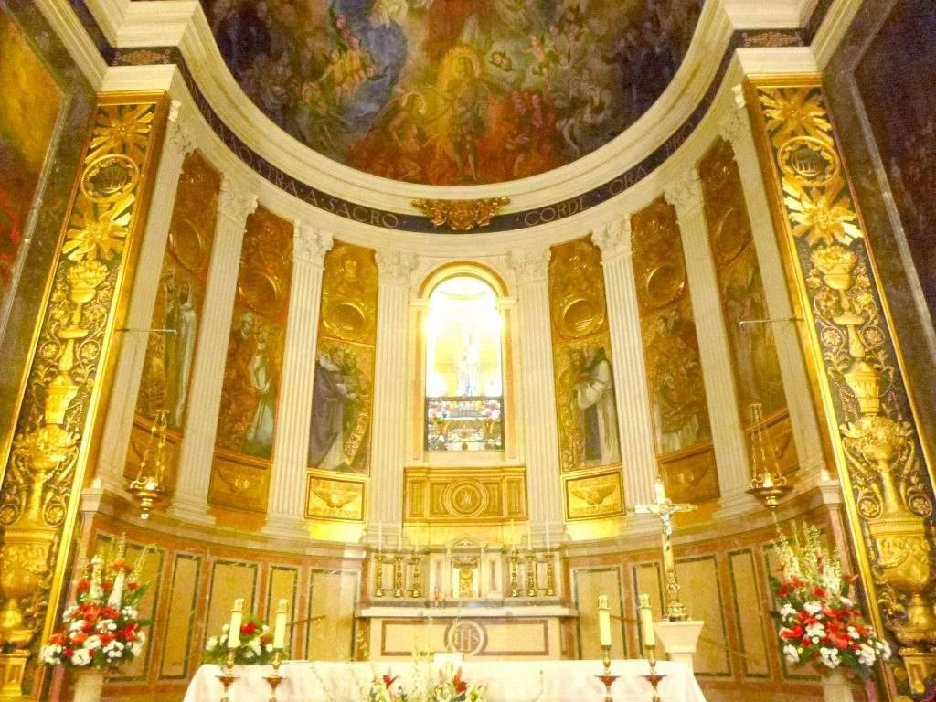 santuari de la mare de deu del sagrat cor barcelona 1