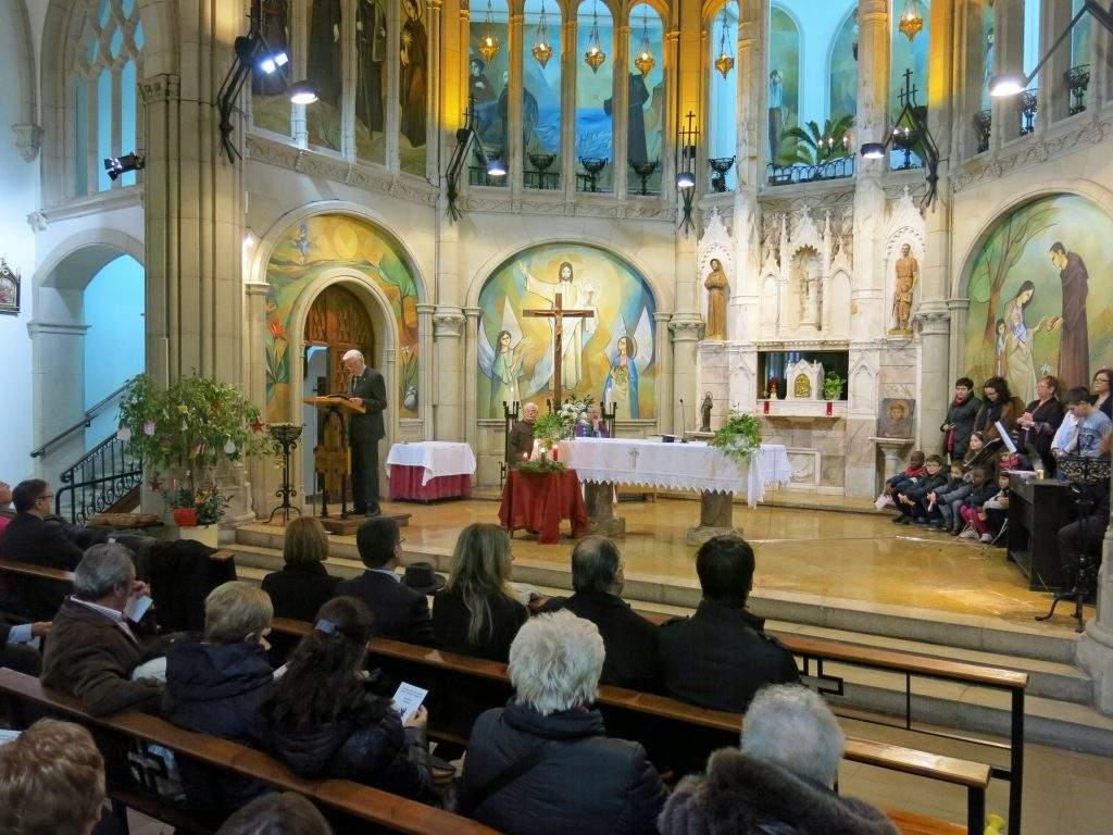 santuari de sant antoni de padua franciscans lleida