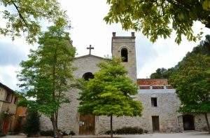 Santuari de Sant Magí de Brufaganya (Sant Magí de Brufaganya)
