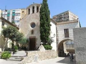Santuari de Santa Eulàlia de Vilapicina (Barcelona)
