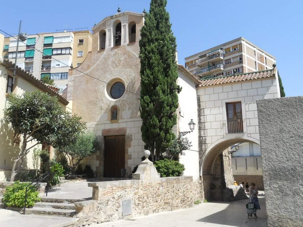 santuari de santa eulalia de vilapicina barcelona