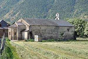 Santuari de Santa Maria d'Àneu (La Guingueta d'Àneu)