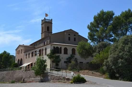santuari de santa maria de joncadella manresa