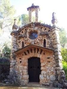 Santuari de Santa Maria de s'Olivar des Fenàs (Sa Capelleta) (Sóller)
