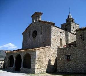Santuari de Santa Maria de Talló (Bellver de Cerdanya)