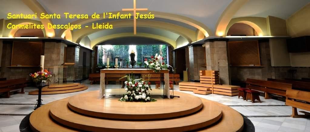 santuari de santa teresina lleida
