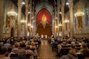 Santuari-Parroquia Maria Auxiliadora (Barcelona)