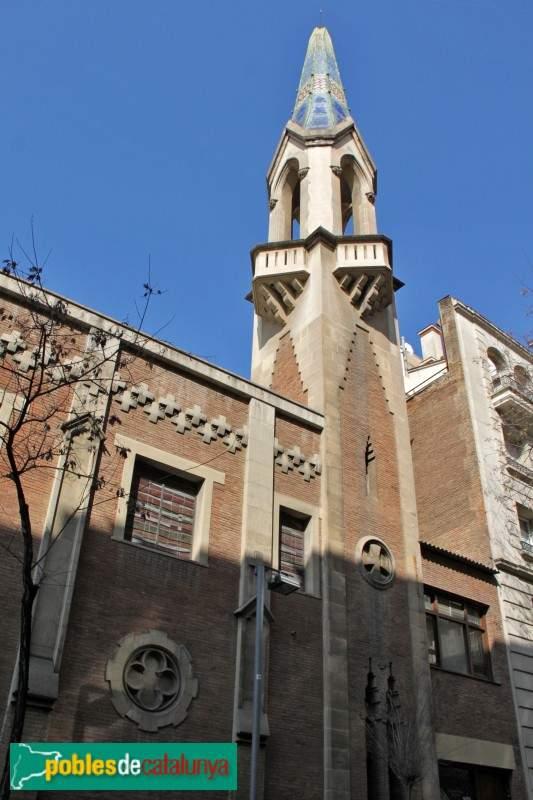 santuari sant antoni de padua barcelona