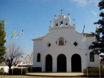 santuario de la divina pastora cantillana