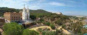 Santuario de la Fuensanta (Algezares)