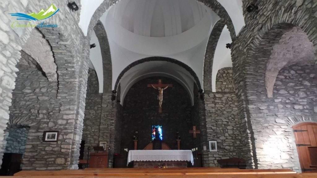 santuario de la virgen de guayente benasque